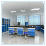 Banco de trabalho industrial de móveis de laboratório