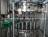 ガラスビンの炭酸飲料の満ちるびん詰めにする機械装置