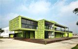 현대 디자인된 가벼운 강철 구조물 집 (KXD-21)