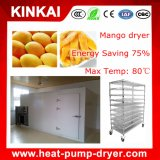 Desidratador da manga do limão da máquina de secagem da fruta e verdura