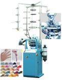 Máquina de confecção de malhas de seda de jacquard computadorizada de alta qualidade