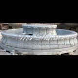 Syndicat de prix ferme en pierre de marbre Mpl-103 de jardin