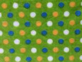 Tissu de flanelle de qualité pour la couverture, le vêtement de bébé et le peignoir (SR-F170305-14)