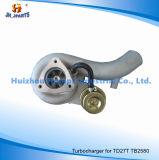De auto Turbocompressor van Delen voor Nissan Td27t Tb2580 Tb25/Tb2527/Ht12/T2052s 14411-G2407