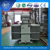 33kv Transformator in drie stadia van de Macht van de op-ladingskraan de veranderende