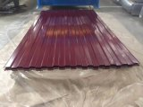 PPGI Pre-Paintedカラー上塗を施してある鋼鉄屋根ふきシート