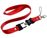 Real Capacity를 가진 Gift 선전용 Lanyard USB Flash Drive