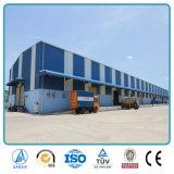 Construction préfabriquée d'usine d'Assemblée de bâti facile en métal