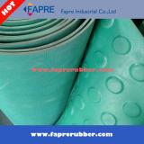 Пол безопасности резиновый, обширная Ribbed резиновый циновка