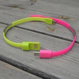 Mini câble rapide de chargeur de bracelet