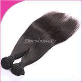 Volles Häutchen-peruanisches gerades Menschenhaar-spinnendes Jungfrau-Haar