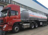 Heavy Duty 50000 Litros Fuel Tanker Trailer 3 Eixos Steel Oil Tanker