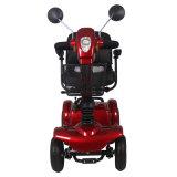 4つの車輪の年配人のための電気移動性のスクーター