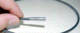 espaço video da indústria de 2.4mm com articulação 2-Way, cabo de teste de 1m