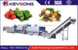 industrielle automatische Hochdruckluftblasen-Gemüse-Waschmaschine