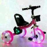 Triciclo material do bebê das rodas dos PP do ferro do veículo do brinquedo
