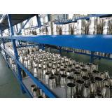 Ajustage de précision de pipe sanitaire d'acier inoxydable de DIN/3A/SMS
