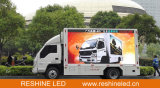 Schermo di visualizzazione del LED esterno dell'interno di Trcuk/Mobile/rimorchio/comitato/segno/video parete
