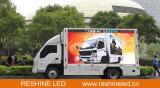 Trcuk cubierta al aire libre / Móvil / remolque pantalla LED / Panel / Señal / Video Wall