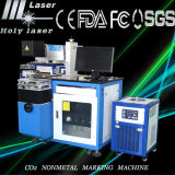 Machine d'inscription de laser de Nometal de CO2 de Holylaser (HSCO2-60W)