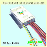 PWM impermeável 220V/110V a 12V Grid Solar Hybrid Solar Charge Controller
