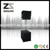 Eine 18 Inch-Zeile Reihe Subwoofer PA-Lautsprecher-Tonanlage-Lautsprecher Subwoofer aussondern