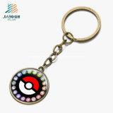 신제품은 디자인 던지는 에폭시 주문 동전 홀더 Keychain를 도매한다