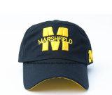 L'approvisionnement d'usine a personnalisé le chapeau de base-ball promotionnel brodé par logo de sports de coton
