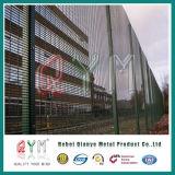 O PVC revestiu 358 a cerca 358 do engranzamento que de fio que cerc Anti-Escala Anti-Cortou a cerca para preços da prisão