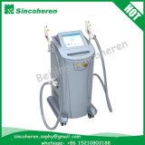 Máquina permanente del laser del retiro IPL Shr de Spide Vains del retiro del pelo