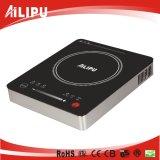 ETL cocina industrial Sm-A81 de la inducción de /Commercial del acero inoxidable 110V o 120V de 1800W