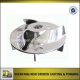 ステンレス鋼によってなされる投資鋳造のインペラー