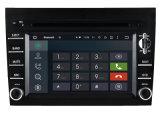 DVD-плеер автомобиля Android 5.1 для Prosche Cayman/911/977/Boxter GPS Navigatior с соединением Hualingan WiFi