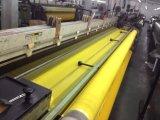 Dpp140t-34yの黄色い単繊維ポリエステル印刷の網