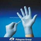 Wegwerfbares Nitrile Gloves mit Blue Color-Ngbl-Pfm3.0