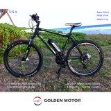 Pieza eléctrica elegante de la conversión de la bicicleta de la generación 200W-400W de la empanada 5 con el frenado regenerador