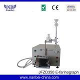 E-Farinógrafo do teste de Farinogragh do teste da qualidade da farinha de trigo