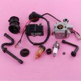 Múltiple de producto del filtro de combustible de la bobina de ignición del carburador del carburador para Stihl Ms361