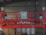 大きい工場Zhangqiuチーナン作業プラットホームの構築の受け台