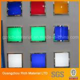 Farbe warf Acrylblatt für Schild-/Plexiglas-Plexiglas-Acryl-Blatt