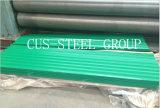 Prepainted 철 장 또는 색깔 입히는 물결 모양 강철 플레이트