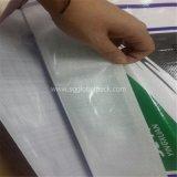 Sacos laminados Polypropylene impressos do fertilizante de 50kg PP