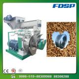 Macchina della pallina della segatura della paglia della biomassa di applicazione della caldaia
