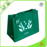Выдвиженческий мешок ткани PP печатание логоса Non сплетенный