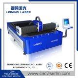 Máquina de estaca pequena do laser do CNC da fibra do tamanho da venda quente para as folhas de metal Lm2513G