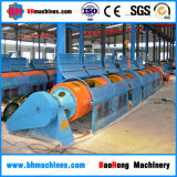 Fournisseur de Strander de tube de toronnage de câblage cuivre ou d'aluminium de câblage cuivre