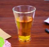 taza de cristal de la leche de la taza de cristal de 350ml Borosiolciate