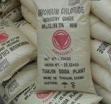 Vervaardiging met ISO voor Ammonium Chloride 99.5%