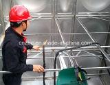 Moulage appuyant 304 316 réservoirs de soudure d'acier inoxydable/réservoir d'eau durable