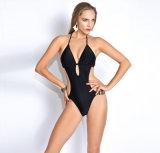 Holle de Overall van de Buik van de Dekking van het geslacht informeert uit Swimwear van de Hete Vrouwen van de Lentes van de Bikini